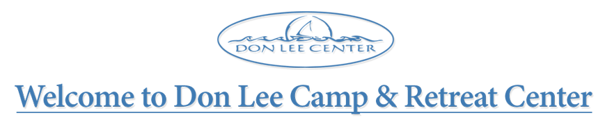 Don Lee Camp and Retreat Center