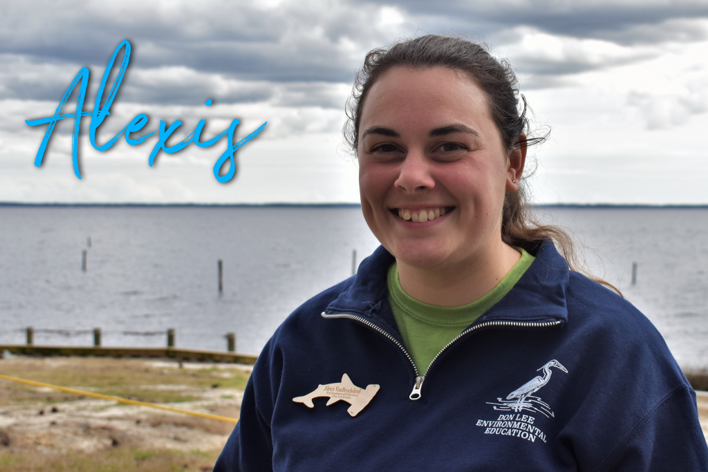 Hello! My name is Alexis VonBrockdorff. This is my third season on the Coastal Staff at Camp Don Lee. In my free time I love to hike and explore. My favorite Disney character is Tarzan, because he lives in the jungle!