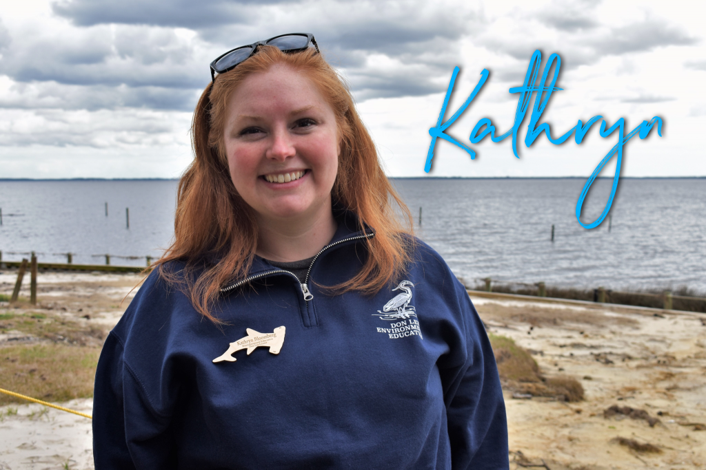 Good day! My name is Kathryn, and I am from New Bern. I used to be a middle school science teacher, but I am pumped to be at Don Lee for my first season. I love my two doggies at home.