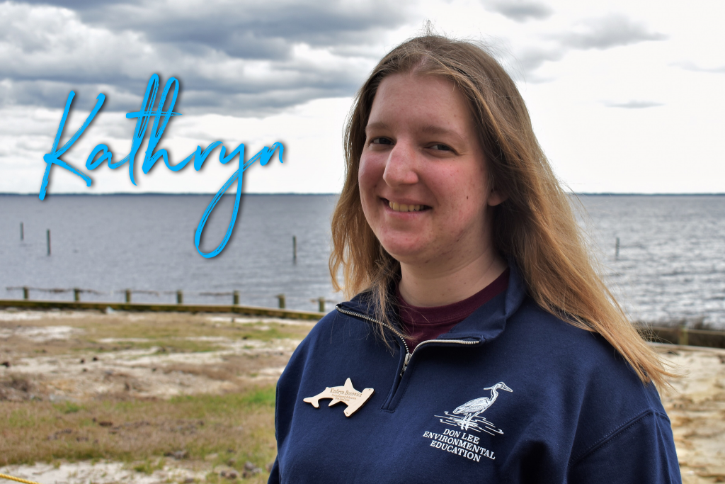 Hi, I am Kathryn Borowicz, and I graduated with a degree in Biology from University of Michigan.  My last full time science teaching job was in New Hampshire, and I love sailing, yoga, hiking, and mountain biking when I get the chance.  I am so excited this spring to be spending my first season at Don Lee. My favorite Disney character is Jessie from Toy Story.