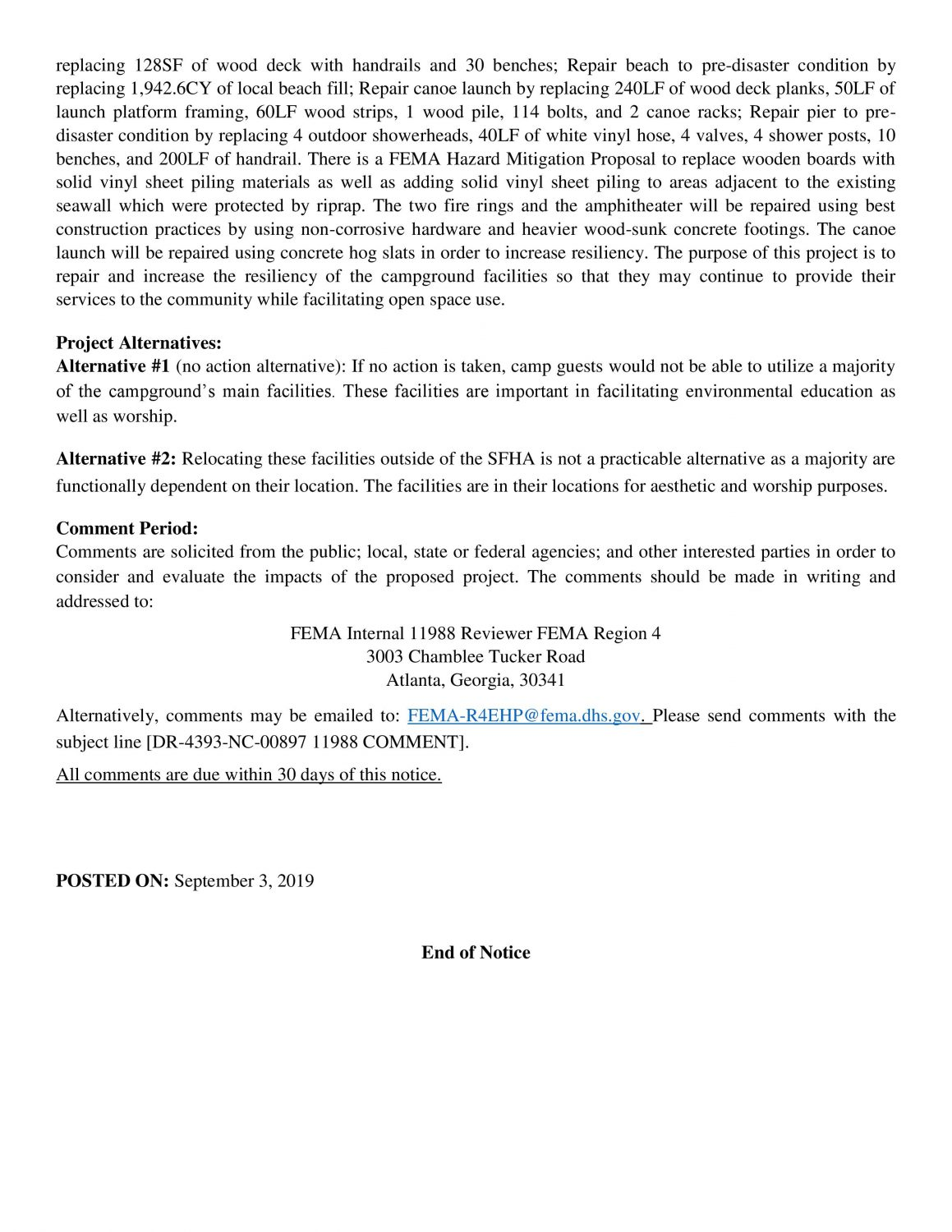 20190830 EHP 4393-00897 Final Public Notice - Posted Date Added 09-03-2019-page-002