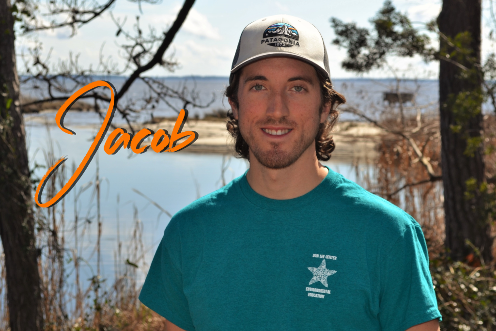 Hailing from the wonderful Palmetto State (South Carolina), this will be his second season on staff. With his infective enthusiasm, Jacob hopes to teach every kid who comes through here the importance of loving nature. When not at camp, you might find him shredding the gnar at a nearby beach.